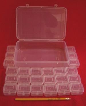 24 Storage Boxes